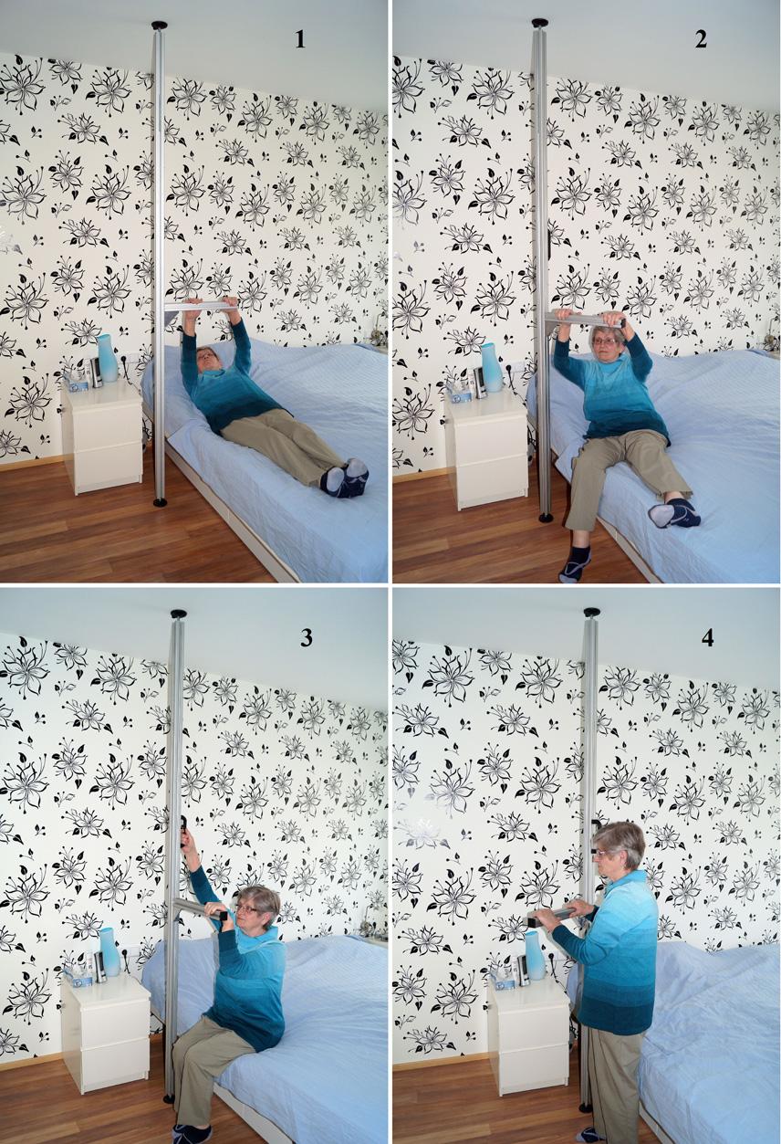 tv stangen tv halterungen aufstehhilfen boden decken stangen tv s ulen aufstehhilfe f r. Black Bedroom Furniture Sets. Home Design Ideas