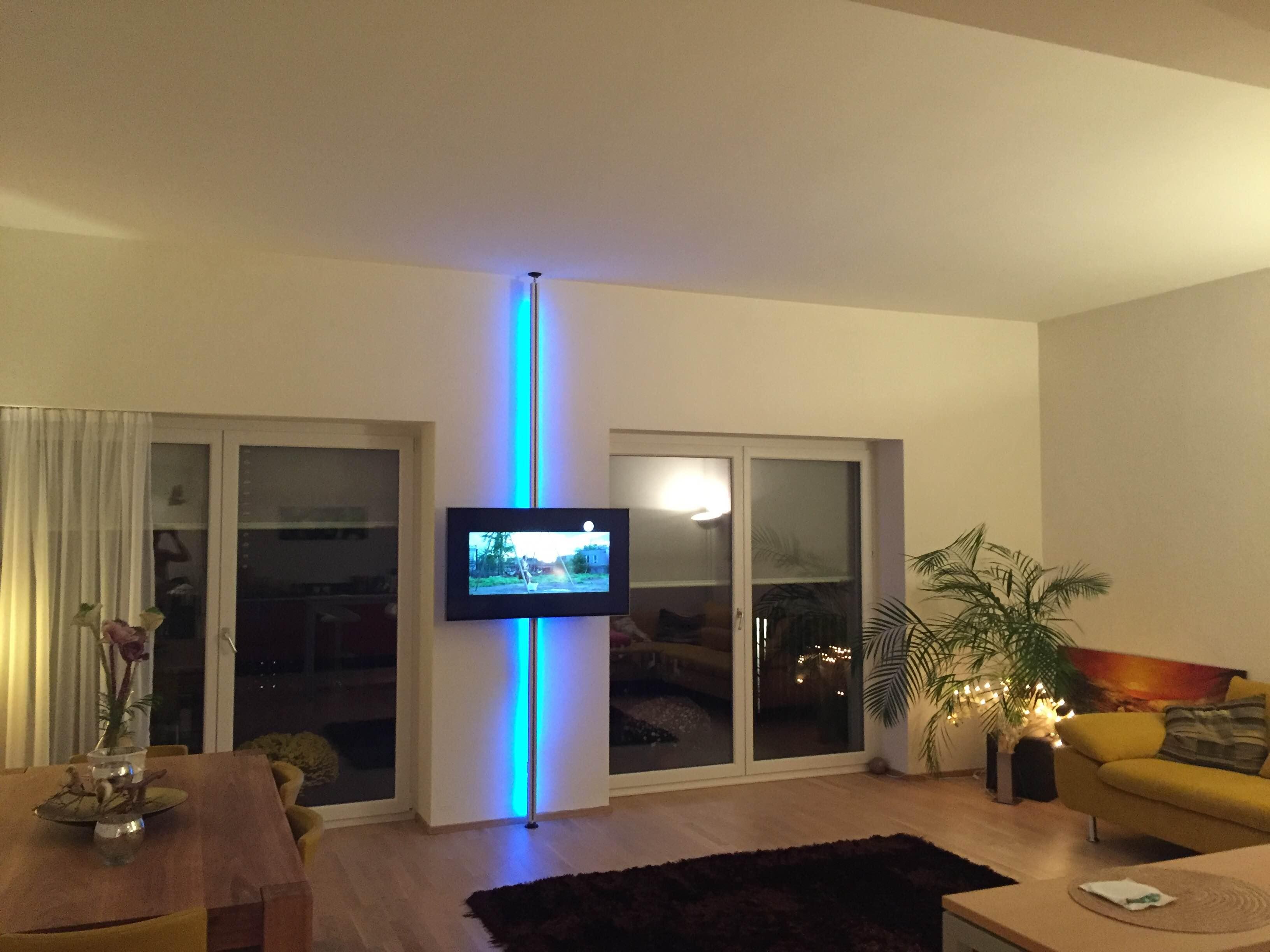 LED Strip 5 Meter, Zubehör für TV-Stangen u. a.
